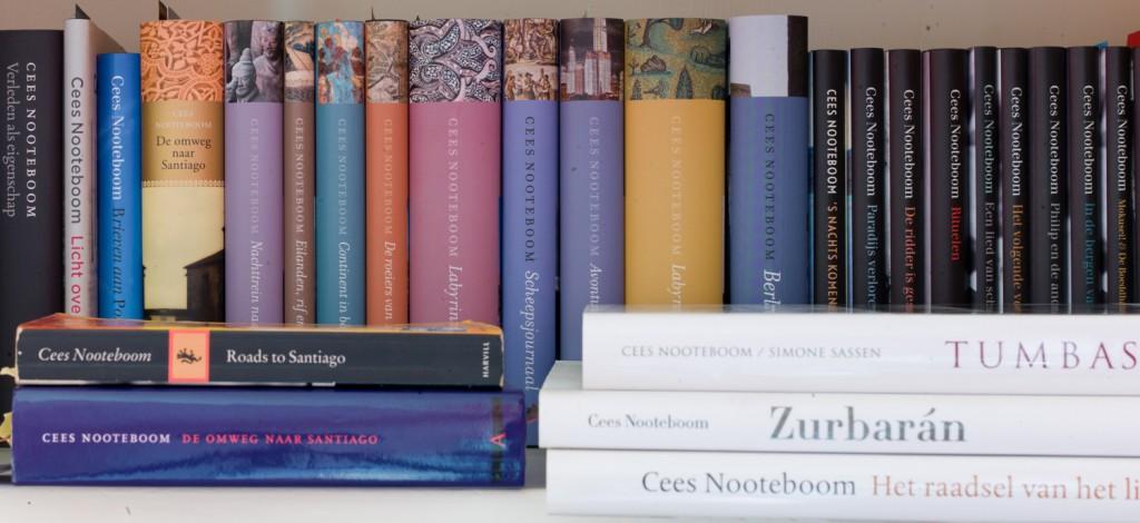 Nooteboom boeken-1